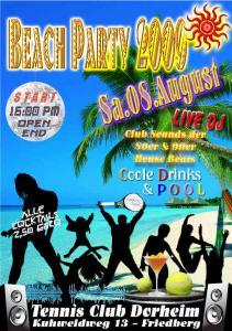 2009-08-08-Beachparty